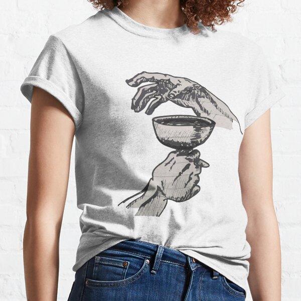 """Death of Socrates"" Classic T-Shirt"