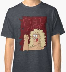 Fist Pump Poster Regular Show Classic T-Shirt