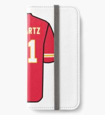 Mitchell Schwartz Jersey iPhone Wallet/Case/Skin