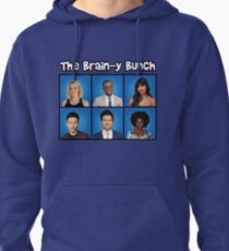 The Brainy Bunch - The Good Place Pullover Hoodie