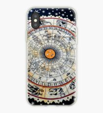 Ethnic Indian Astrology Signs iPhone Case