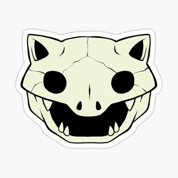 Venuskull Sticker
