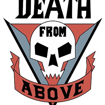 Starship Troopers Death From Above by fareast