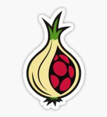 Onion Pi  Sticker