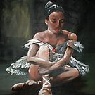 The Ballerina by Cherie Roe Dirksen