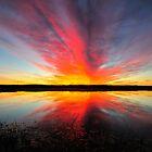 Surreal Rebecca Sunrise by Garth Smith