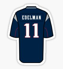 Julian Edelman Jersey Sticker