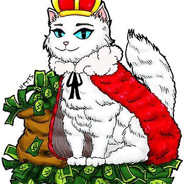 Mystic Messenger - Elizabeth 3rd Loves Money by spacespud