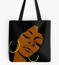 Proud Black Diva Woman, Original Design, Original Design For Women, Men, And Kids Tote Bag