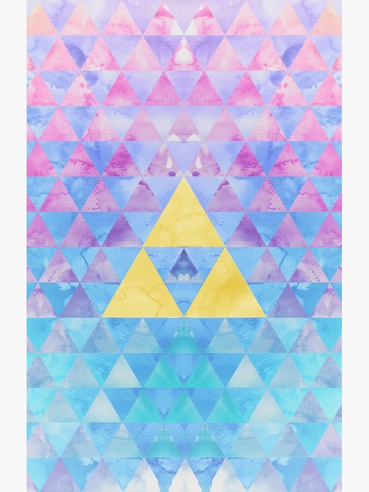 Geometric Zelda by enthousiasme