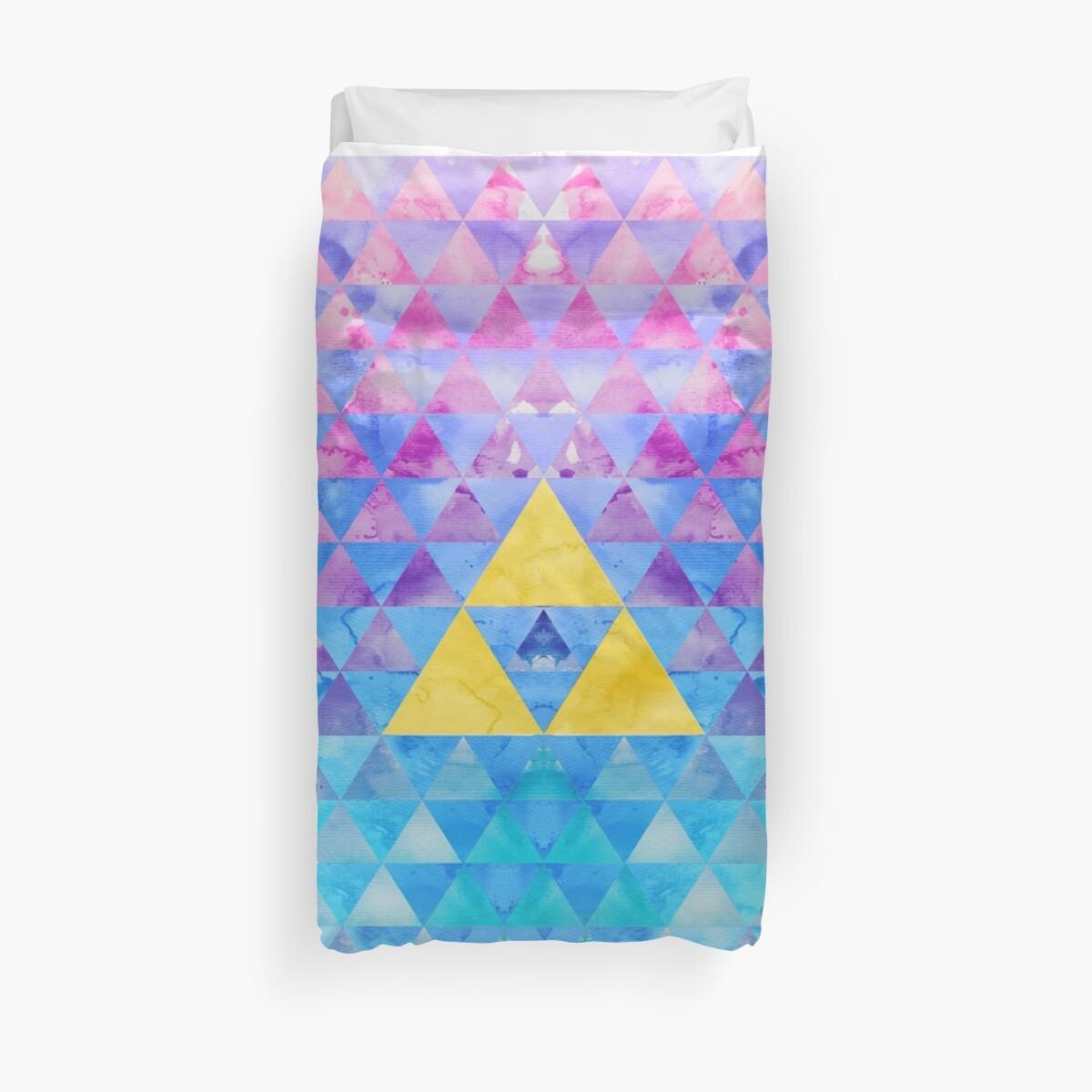 Geometrische Zelda von enthousiasme