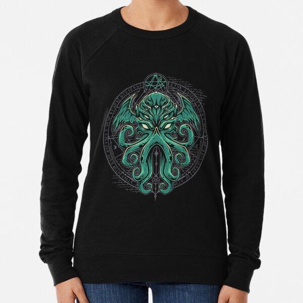 Great Cthulhu Lightweight Sweatshirt