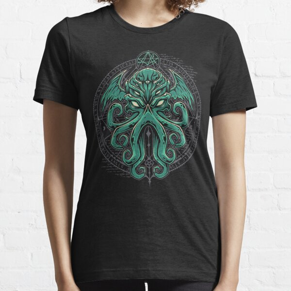 Great Cthulhu Essential T-Shirt