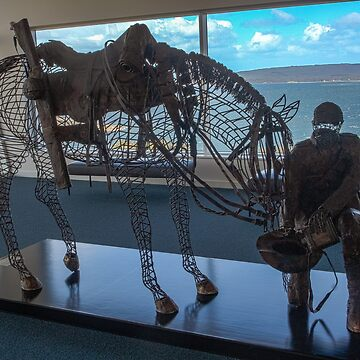 ANZAC Memorial to the War Horse by DPalmer