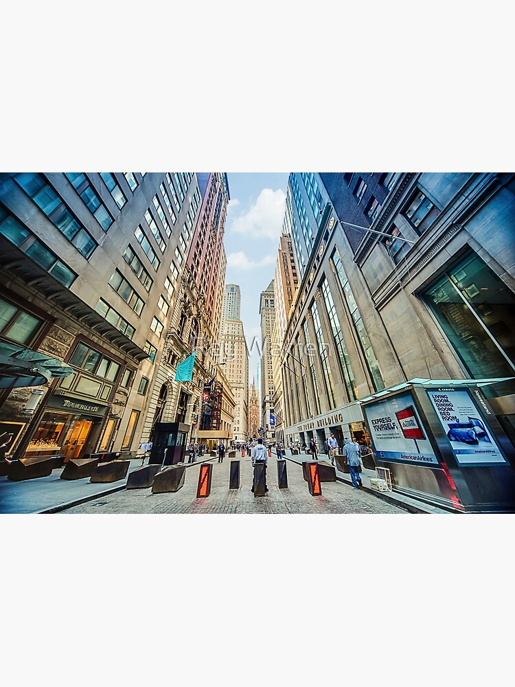 Wall Street by RayW