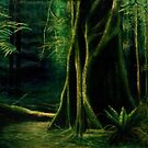 Rainforest Alone by ArtoJ