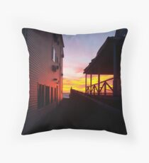 Amorous Throw Pillow