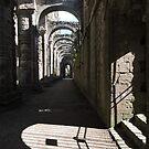 The Gate: Fountain's Abbey by CreativeEm