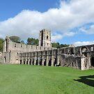Fountains Abbey 1209181 by CreativeEm
