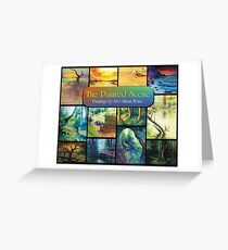 The Painted Scene - Calendar Cover Greeting Card