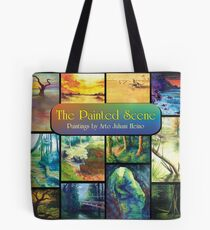 The Painted Scene - Calendar Cover Tote Bag