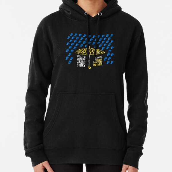 How I Met Your Mother v2 Sudadera con capucha
