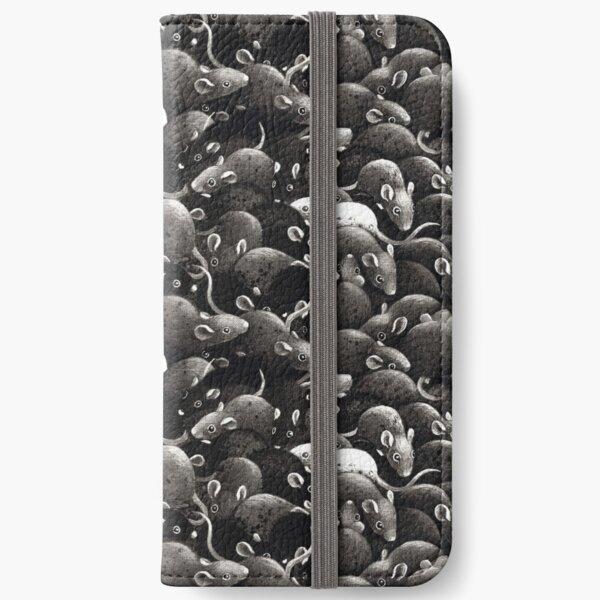 Little Rats iPhone Wallet