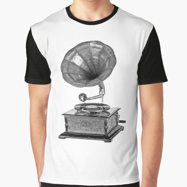 Gramophon Sound Master Graphic T-Shirt