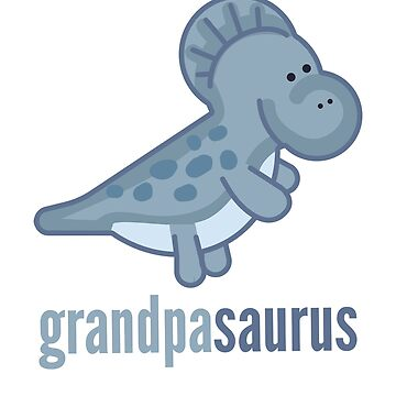 Grandpasaurus Shirt Family Dinosaur Shirts by DoggyStyles