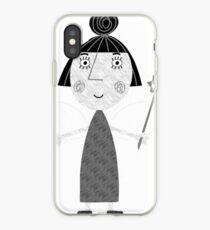 Nanny Plum iPhone Case