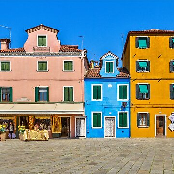 Colorful shopping by birba