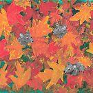 Autumn Mosaic by Carol Megivern
