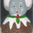 Christmas Pudding by Carol Megivern