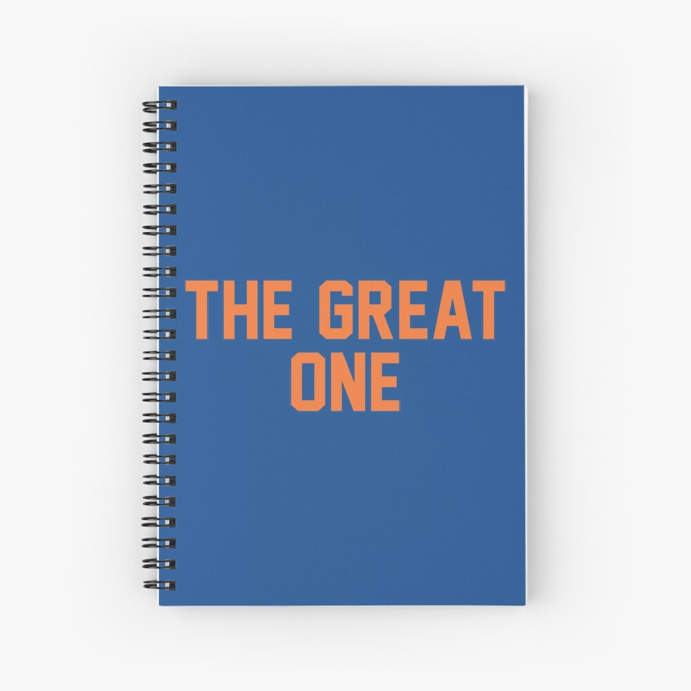 The Great One (EDM) Spiral Notebook