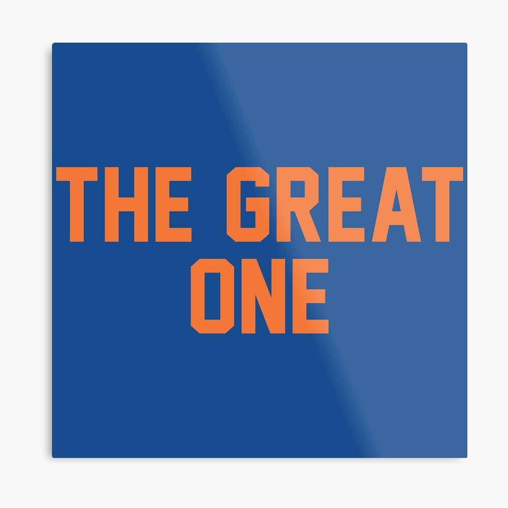 The Great One (EDM) Metal Print
