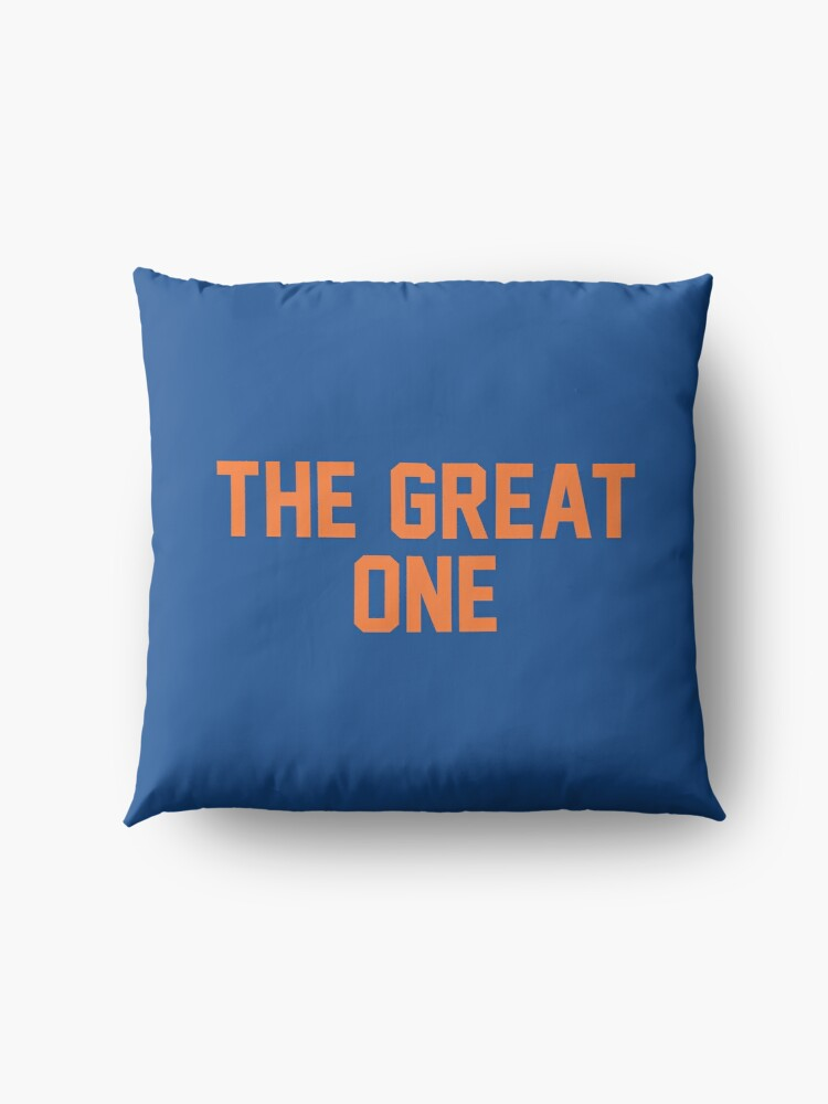 Alternate view of The Great One (EDM) Floor Pillow