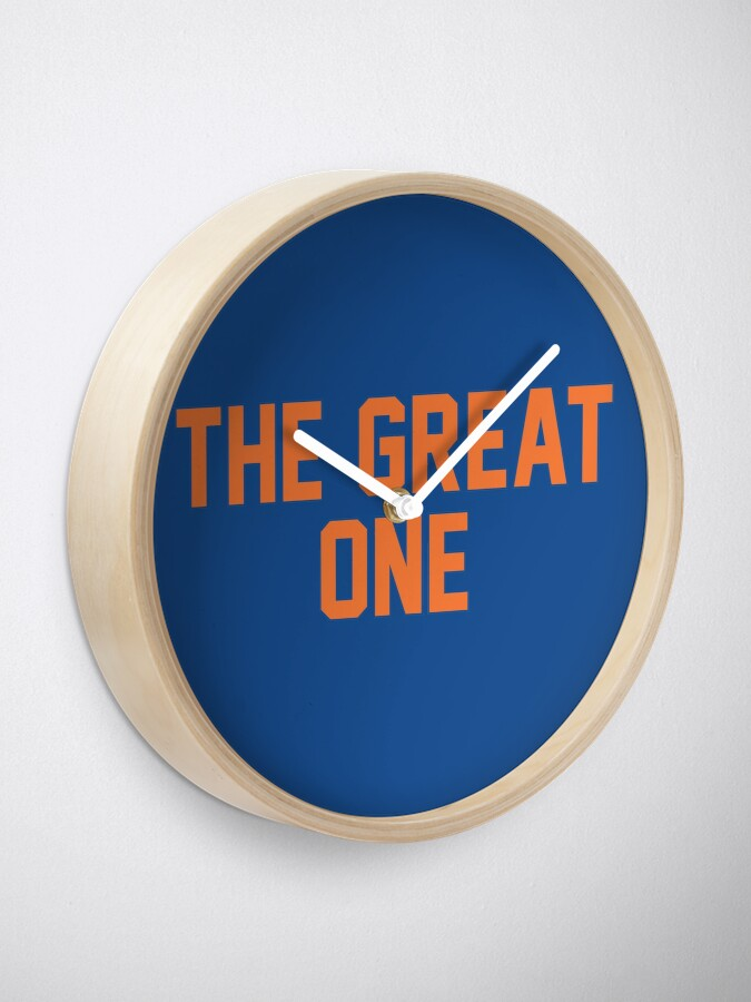 Alternate view of The Great One (EDM) Clock