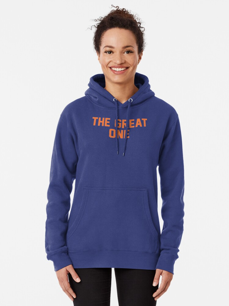 Alternate view of The Great One (EDM) Pullover Hoodie
