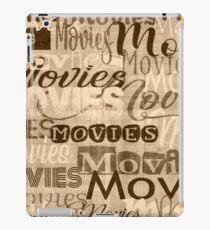 Movie Lovers iPad Case/Skin