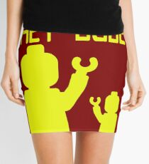 Minifig Hey Dude Mini Skirt