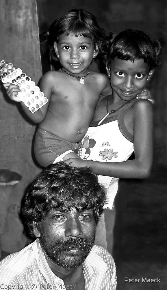 Sri Lanka Tsunami Survivors 6 by Peter Maeck