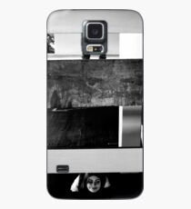Car Park Illusion  Case/Skin for Samsung Galaxy