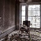 Throne of Death by Joel Hall