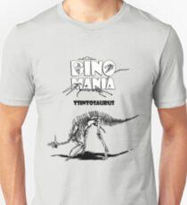 Dino Mania Tsintosaurus Unisex T-Shirt