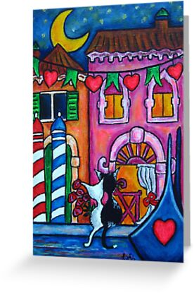 Amore in Venice by LisaLorenz