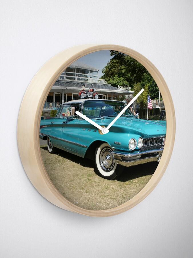 Alternate view of Buick Invicta Vintage Car Clock