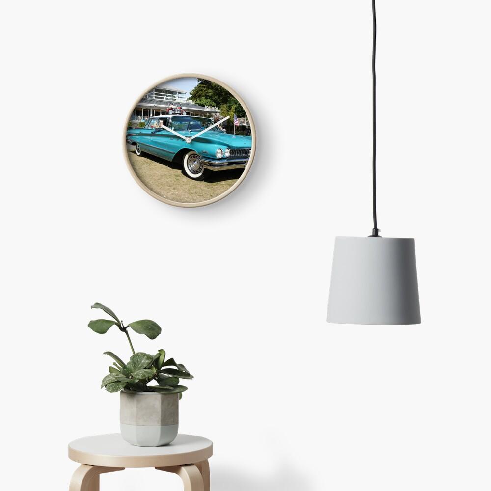Buick Invicta Vintage Car Clock