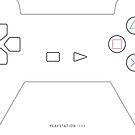 PlayStation Controller by Kieran McClung