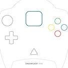Dreamcast Controller by Kieran McClung