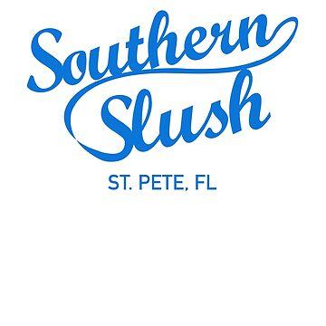 Southern Slush Official Merch by ItsWickedGood